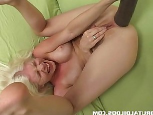 dildo,blonde,toy,toys,masturbation