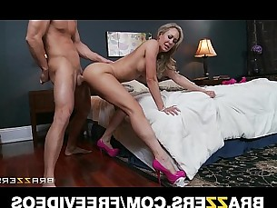 licking,blonde,cock,blowjob,doggy style