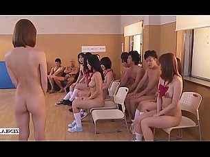 handjob,schoolgirl,uniform,group,teacher