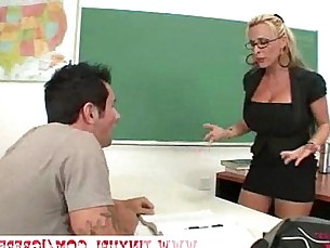blonde,blowjob,schoolgirl,teacher,student