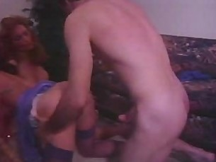 stockings,blowjob,threesome,pussylicking,pussytomouth