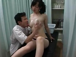 oiled,titlicking,asian,massage